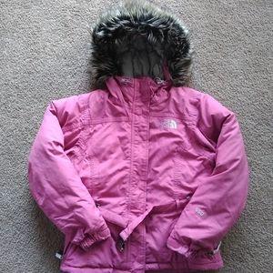 550 Northface Coat